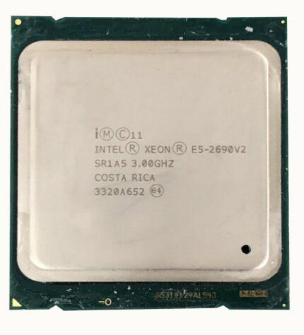 Intel E5-2690 V2 процессор SR1A5 3.0 ГГц 10 core 25 МБ разъем LGA 2011 Xeon Процессор E5 2690 V2