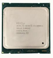 Intel E5 2690 v2 Processor SR1A5 3.0Ghz 10 Core 25MB Socket LGA 2011 Xeon CPU E5 2690 V2