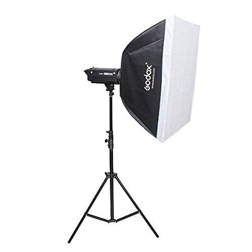 Godox 90x90cm / 36x36 Bowens Mount Rectangular Portable Studio Strobe Softbox Diffuser for Studio Strobe Flash Speedlite godox 35x160cm photo strobe studio flash softbox for bowens mount godox de qt dp de sk sp gs studio flash