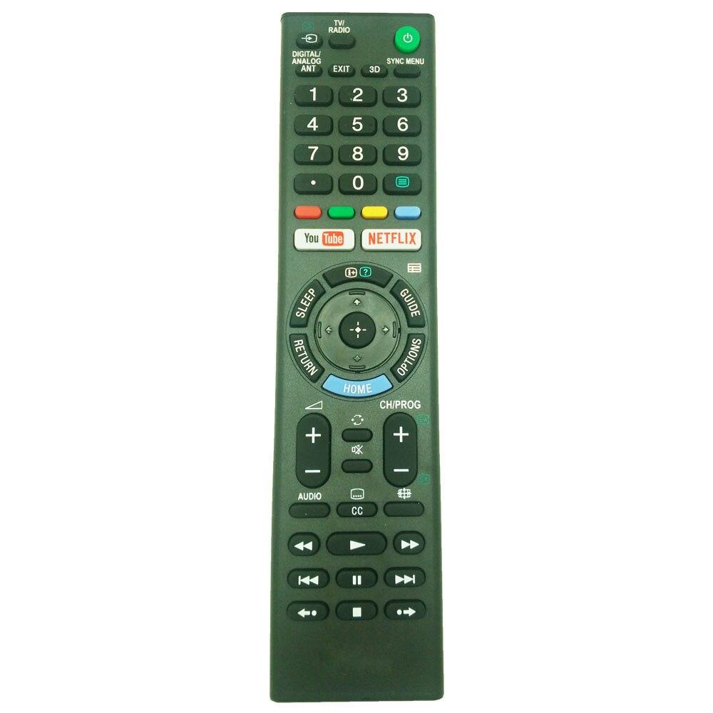 Remote Control With Youtube/Netflix Buttons RMT-TX300E RMTTX300E 1-493-314-11 149331411 RMT-TX300U for sony tv KD-49X7000E
