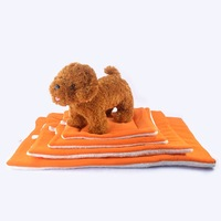 Hot Sale S M L XL Winter Warm Soft Hand Wash Kennel Pet Dog Mat Cushion