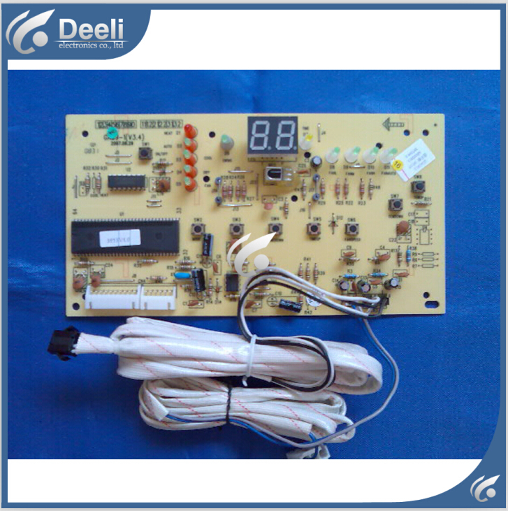 95% new good working For 2P cabinet computer board display board 3953Y 30543912 GR31-1 on sale wire universal board computer board six lines 0040400256 0040400257 used disassemble