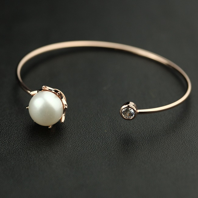 bangles bracelet bangle product diamond white pearl gold