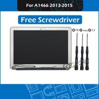 حقيقية A1466 LCD الجمعية الشاشة للماك بوك اير 13