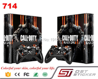 Call Of Duty Pro Gamer Cover Decal For Xbox 360 Skin Sticker For Xbox 360 E