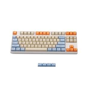 Image 2 - YMDK Godspeed верхняя печать Толстые клавиши PBT Mac OEM профильные колпачки подходят для стандартной механической клавиатуры ANSI 61 TKL 108 MX