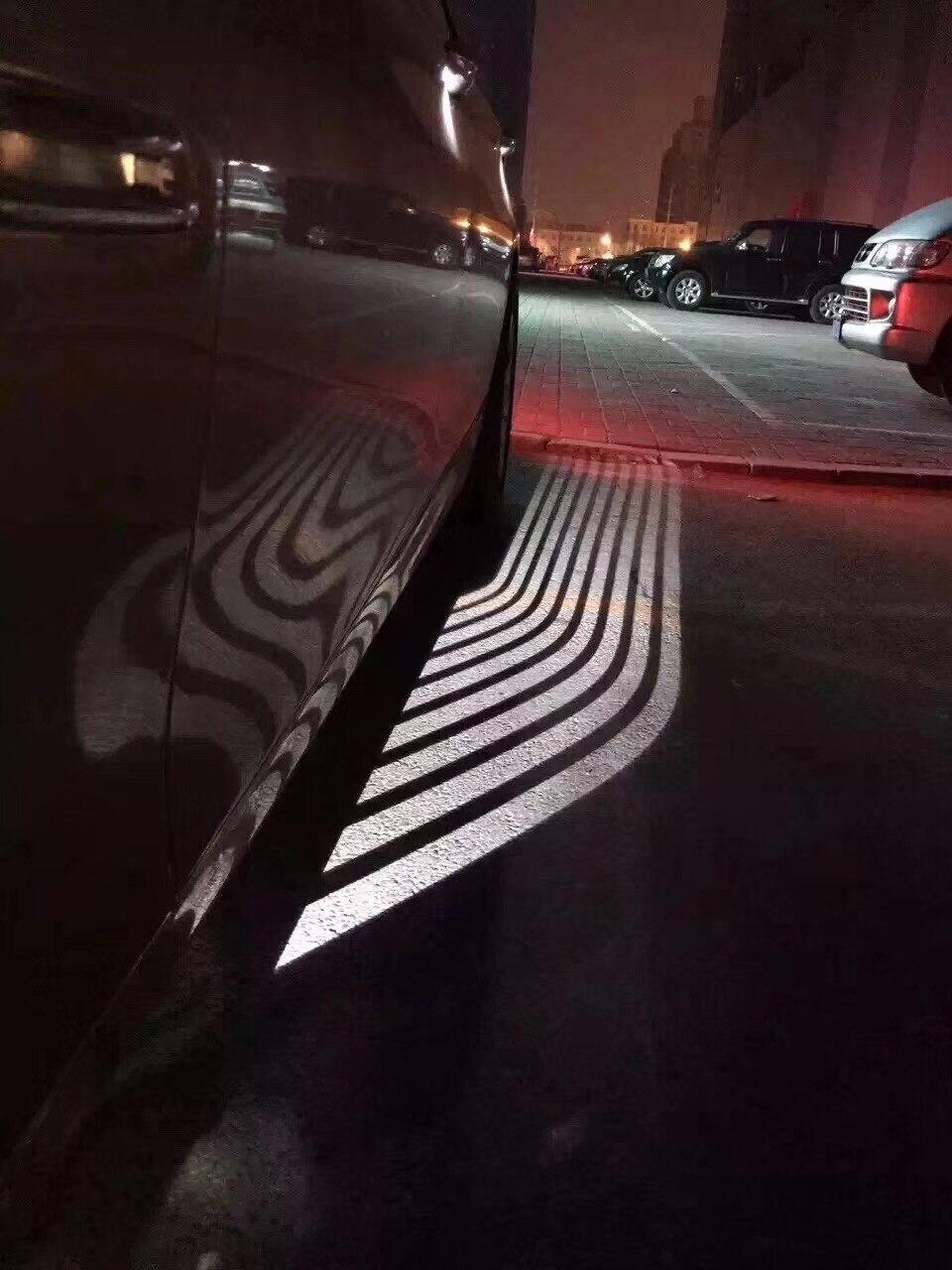 Qirun led salutation lumières du jour décoratives frein antibrouillard phare inverse clignotant pour Volkswagen Beetle Cabrio Bora Caddy - 5