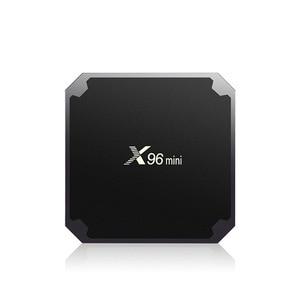 Image 2 - 2.4GHz WiFi HD 4K Media Player Set top Box Android 7.1 TV Box Mini Box TV Amlogic S905W 1+8G 2+16G Bluetooth Support