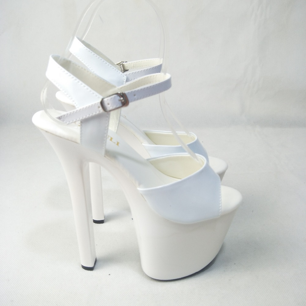 Stylish Platforms Women Open Toe 17cm High Heel Shoes 46f2a11d6e2b