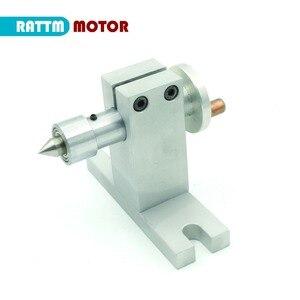 Image 5 - UE K11 65mm 3 mascella mandrino 65 millimetri 4th Assi e Contropunta CNC divisore/Asse di Rotazione per il router di CNC macchina per incisione del legno
