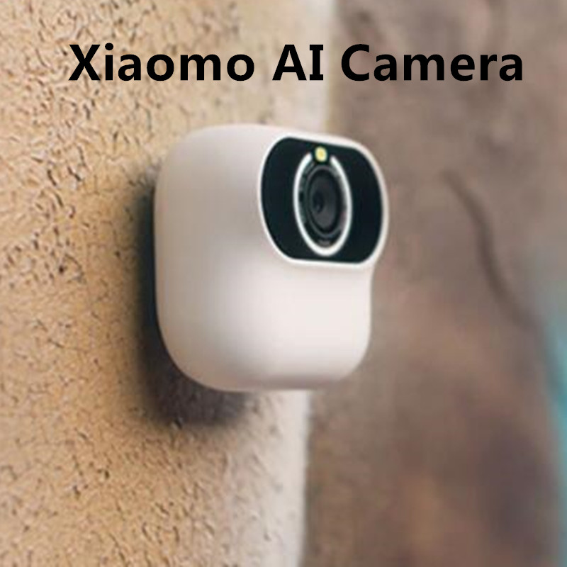 Image 1 - Xiaomi Xiaomo AI camera Mini camera 13MP CG010 Self Portraits Intelligent Gesture Recognition Free Shooting Angle Cam Smart APP-in Smart Remote Control from Consumer Electronics