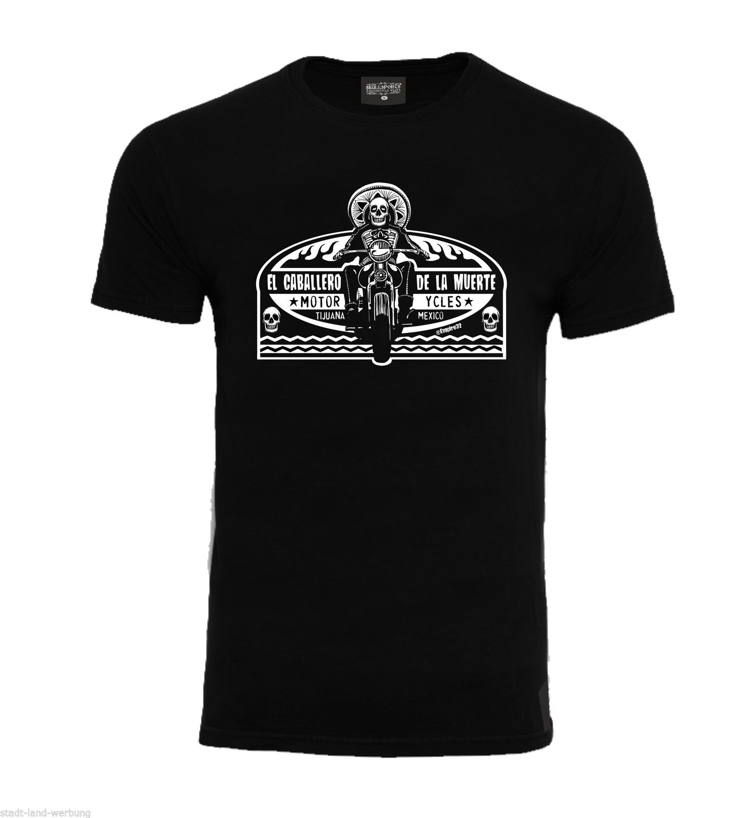 Newest 2019 Fashion Sleeves Cotton <font><b>T</b></font>-<font><b>Shirt</b></font> Skull sports <font><b>T</b></font>-<font><b>Shirt</b></font> The Rockabilly Knight Biker Bobber <font><b>V8</b></font> <font><b>T</b></font> <font><b>Shirt</b></font> image
