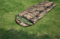 Outdoor Sport Hiking Sleeping Realtree Camouflage Hunting Safaris Sleeping Bag Camping Sleeping Bag