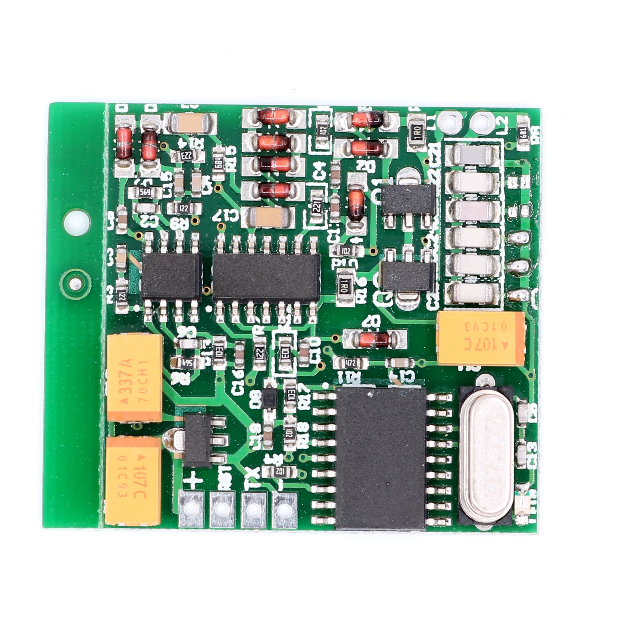 134.2 K Longue distance RFID AGV Animal Tag Lecteur Module TTL Interface ISO11784/85 FDX-B