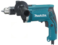 Japan Makita HP1630 Impact Drill Hand Drill Adjustable speed Household Shock Electric hammer Two functions 710W 48000ipm 3200rpm
