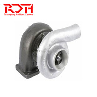 Eastern turbocharger H1C 166592 3522778 3535454 for HOLSET diesel turbo charger for Cummins Ford Cargo Agricultural Tractor