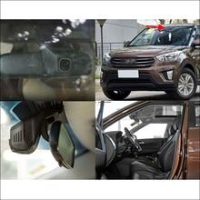 For Hyundai ix25 Car DVR Car Video Recorder Hidden installation car camera recorder Novatek 96658 HD