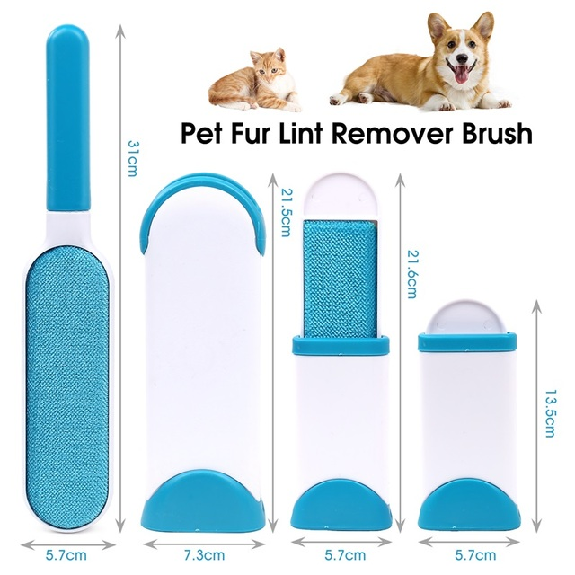 Pet Hair Removal Cleaning Brush Tool