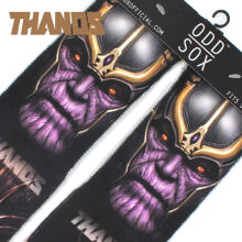 Thanos Socks 3D Knee-High