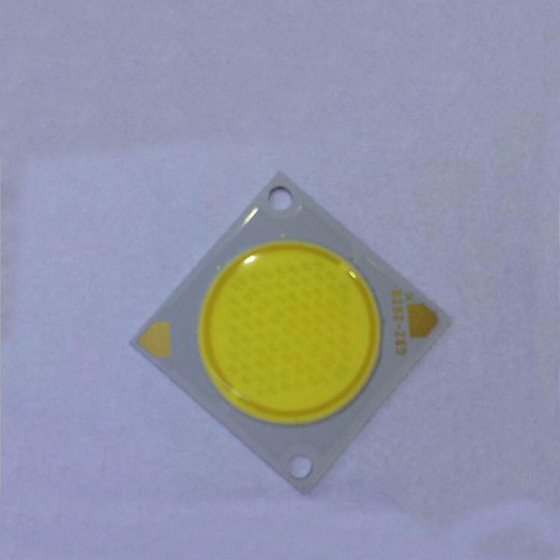 Светодиодный источник света удара 9 Вт Белый COB витые бусины светоизлучающий поверхность 17 мм 2 шт.