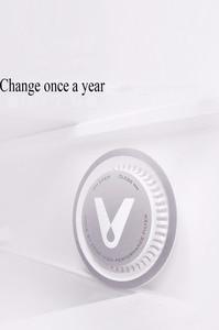 Image 3 - Mới Youpin Viomi Thân Thảo Tủ Lạnh Làm Sạch Không Khí Cơ Sở Lọc Không Khí Mini Vệ Sinh Bụi HEPA Lọc Cho Tủ Lạnh