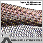 Crystal AB Rhineston...