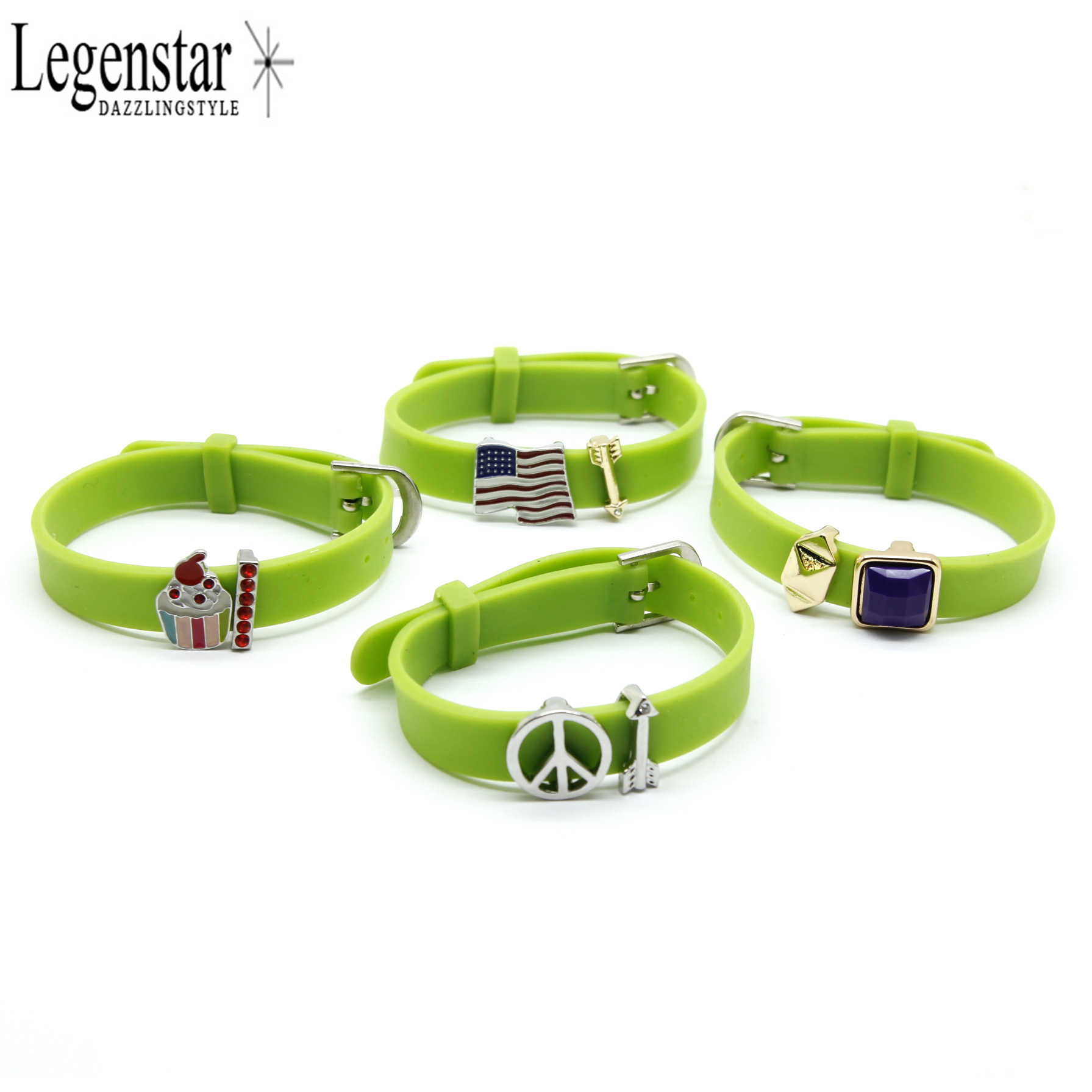 Legenstar Keeper Slide Charm Bracelets