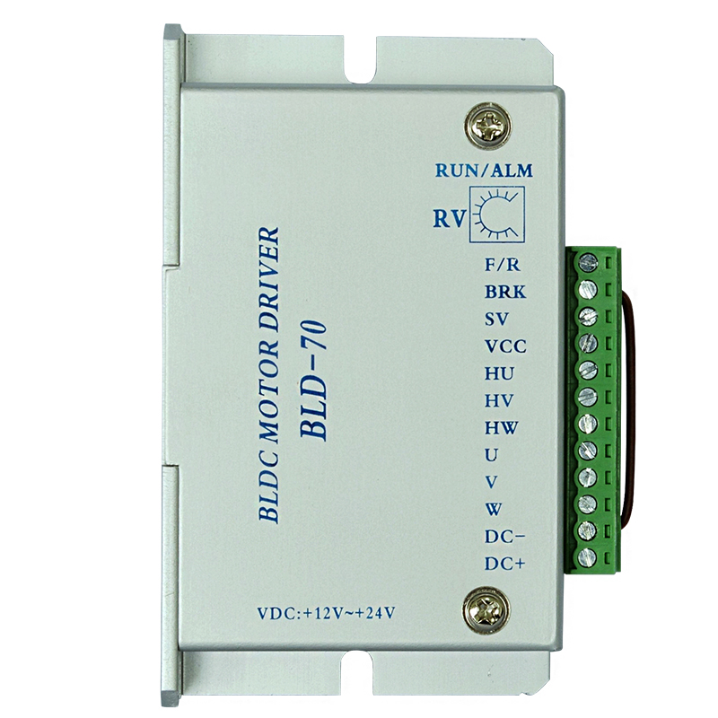 BLD-70 Low Voltage DC Brushless Motor Driver 24V Drive 70W Brushless Motor With Holzer Sumtor