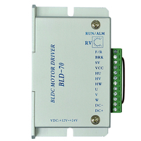 motor drive BLD-70 low voltage DC brushless motor driver 24V drive 70W brushless motor with Holzer sumtor (1)