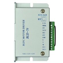 цена на BLD-70 low voltage DC brushless motor driver 24V drive 70W brushless motor with Holzer sumtor