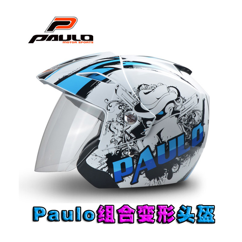 Motorcycle summer helmet 4 seasons personality for men and women half cover motorcross e bike 3