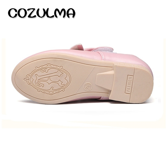 Girls Fashion Sneakers Flat Shoes 3 Color Size 26-36
