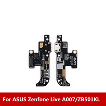 New USB Charging Dock Port+Microphone For ASUS Zenfone Live/A007/ZB501KL General Charging Modul Data Interface Free Shipping oem a007