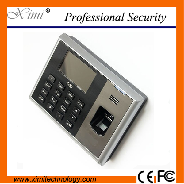 Tcp/Ip Usb Biometric Fingerprint Time Attendance Color Screen Linux System 3000 Users Capacity Fingerprint Time And Attendance linux system webserver color screen u260 biometric fingerprint time clock time attendance terminal employee recording attendance