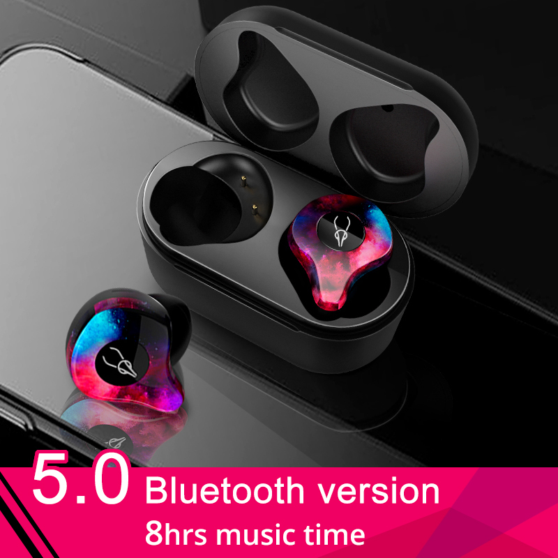 Original Sabbat auriculares inalámbricos Bluetooth 5,0 auriculares deporte Hifi auriculares manos libres impermeable auriculares para teléfono Samsung