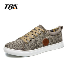 2017 TBA Men's Non-slip lace-up shoes light-wearing simple Outdoor Sneakers quickly-drying SKateboaring shoes T9002