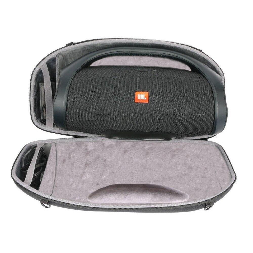 2018 Date Voyage de Transport EVA De Protection Haut-Parleur Boîte de Poche de Couverture Sac Cas Pour JBL BOOMBOX Portable Sans Fil Bluetooth Haut-Parleur