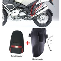 For BMW R1200GS Adventure 2005 2013 Motorcycle Accessories Fender Front And Rear Tire Hugger Motorcycle Mudguard