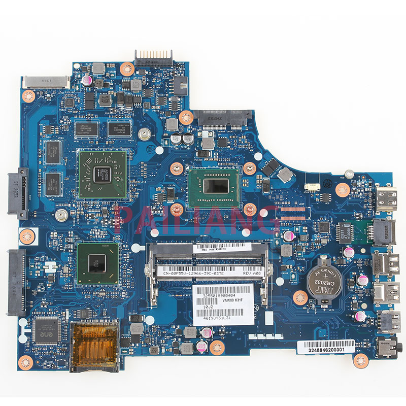 PAILIANG scheda madre Del Computer Portatile per DELL 15R 3521 5521 pz Mainboard I7-3537U 00P55V VAW01 LA-9101P VAW00 LA-9104P tesed DDR3PAILIANG scheda madre Del Computer Portatile per DELL 15R 3521 5521 pz Mainboard I7-3537U 00P55V VAW01 LA-9101P VAW00 LA-9104P tesed DDR3