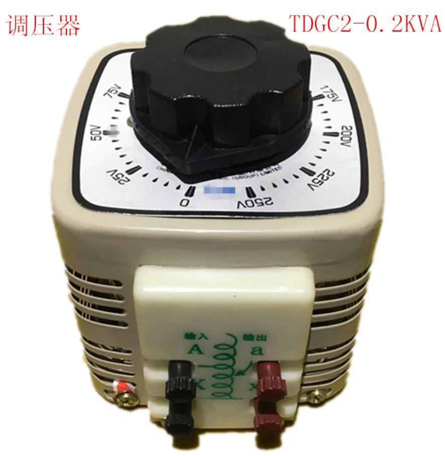 купить 200W Household single phase Voltage Regulators 0-250V is adjustable Transformer по цене 2039.93 рублей