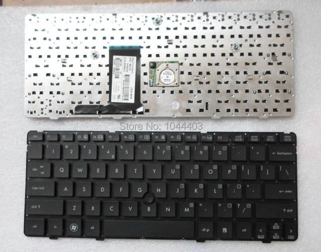 New Laptop Keyboard For Hp Elitebook 2560p 2570p Series