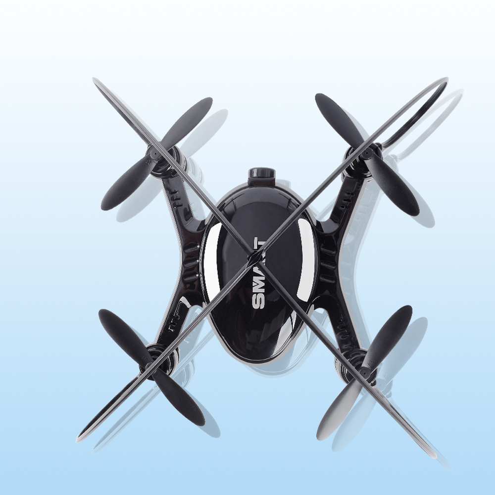 Mini Drone with Camera HD Wifi FPV Quadcopter 2.4G 6Axis RTF Helicopter Drone with GYRO Headless Mode Flying RC Quad Copter Gift