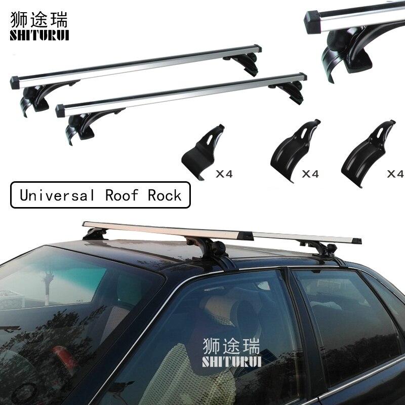 Universal Roof Cross Bars Ladder Rack Roof Rack X Bars Exterior Accessory