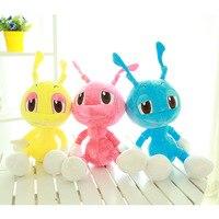 Candice guo irmão plush toy stuffed boneca animal dos desenhos animados formiga inseto modelo bonito crianças kid presente de aniversário presente de natal 1 pc