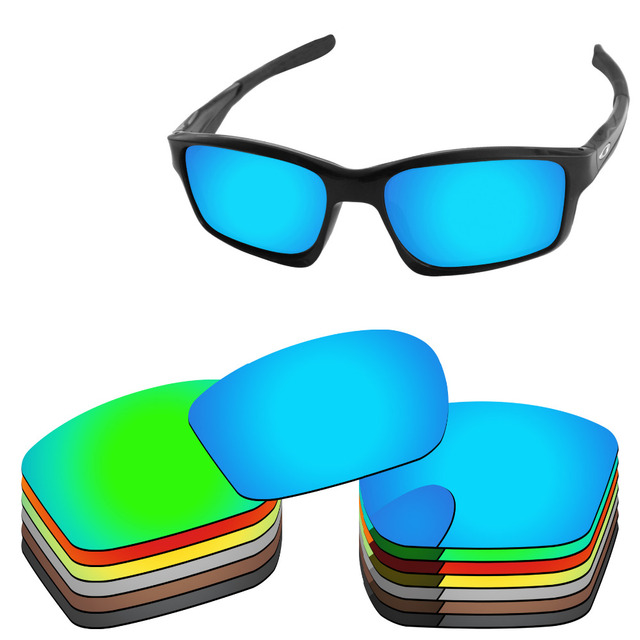 eae2f51392 PapaViva POLARIZED Replacement Lenses for Chainlink Sunglasses 100% UVA    UVB Protection - Multiple Options