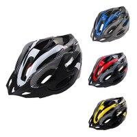Road Bike Racing Bicycle Cycling Helmet Visor Adjustable Carbon Multi Color