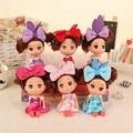 Boa qualidade 5 cores bonito Boneca de altura para Mini ddung ddgirl bonecas bonecas de moda popular menina bonecas toys bom presente para a menina