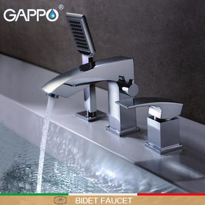 Gappo Brass shower faucet syst