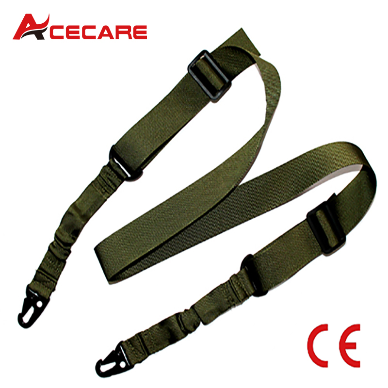 Acecare Airsoft Paintball Pcp Airgun Tactical 2/ Two Point Rugged CQB Sling Rifle (khaki-gray Color)