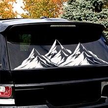 Забавные горные наклейки на автомобиль Стайлинг капот двигателя Мотоцикл Наклейка Декор Фреска Виниловые покрытия авто-Стайлинг автомобиля